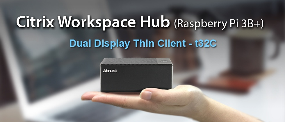 Raspberry pi 3 thin client download